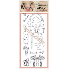 which craft? dl stamp set wonky tonk dreamers - day dreamer