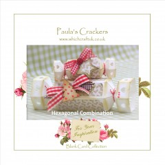 paula's crackers 20 hexagonal large & small pack