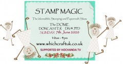 stamp magic sunday 5th june 2016