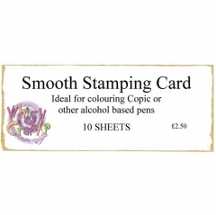 smooth stamping card